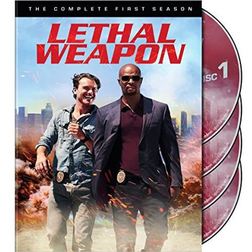 DVD sales uk lethal weapon season 1