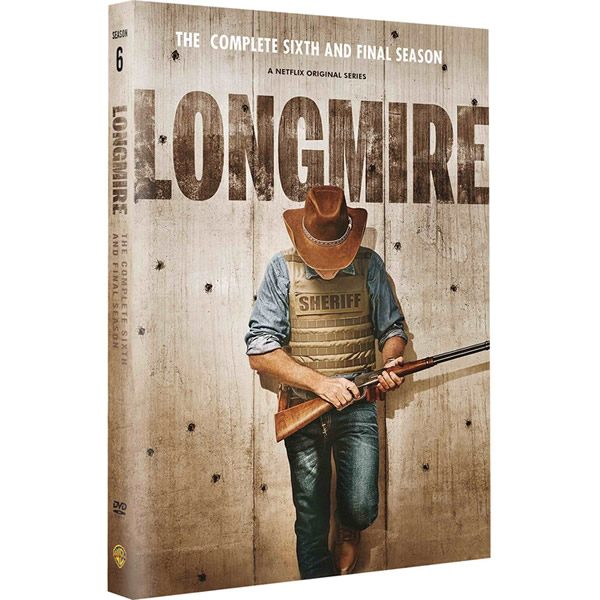 DVD sales uk longmire season 6