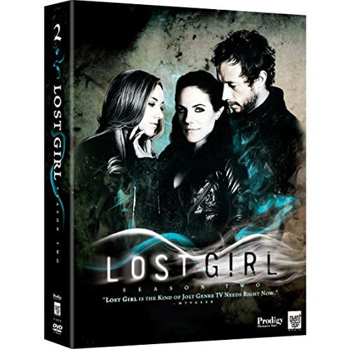 DVD sales uk lost girl season 2