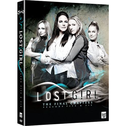 DVD sales uk lost girl season 5 and 6