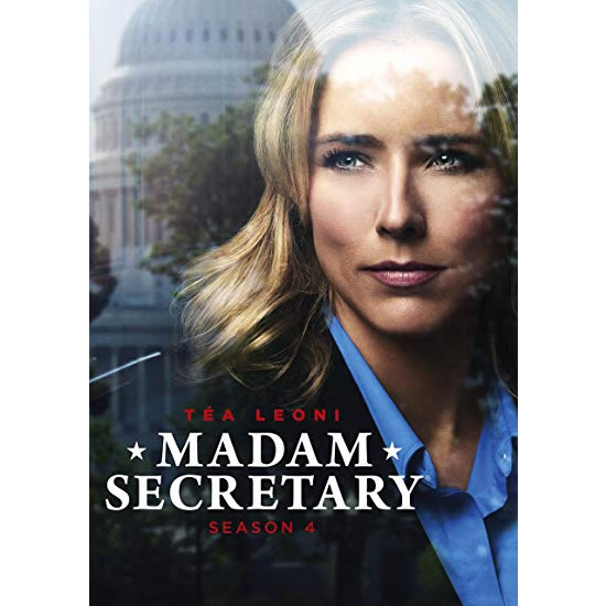 DVD sales uk madam secretary season 4