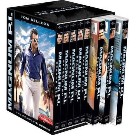 buy dvd box set uk magnum p.i.