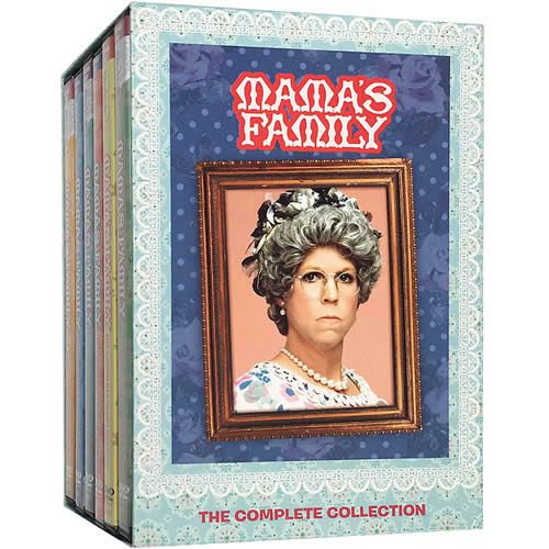 buy dvd box set uk mama's family