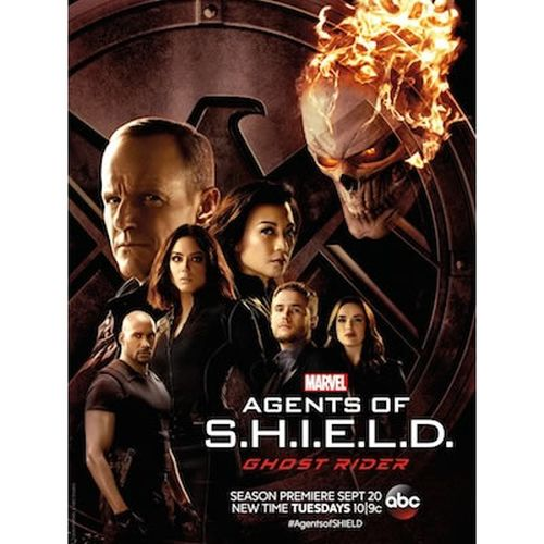 DVD sales uk marvel's agents of shield season 4