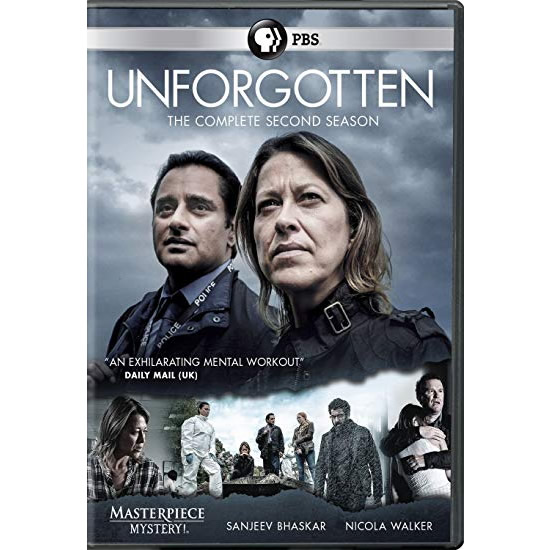 DVD sales uk masterpiece mystery: unforgotten season 2