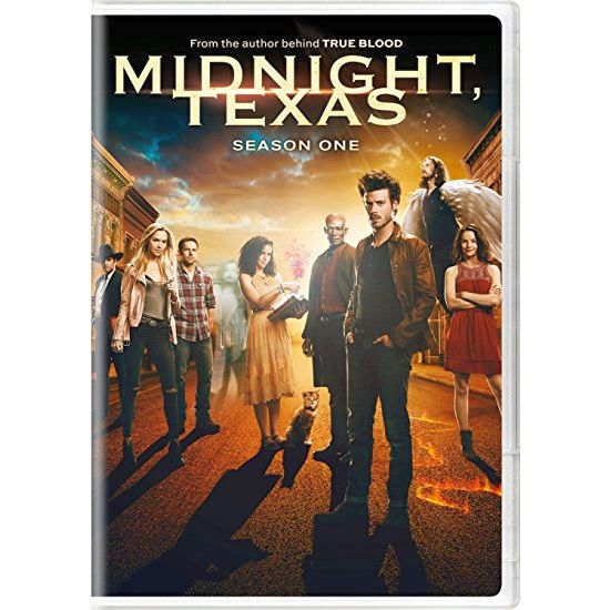 DVD sales uk midnight texas season 1