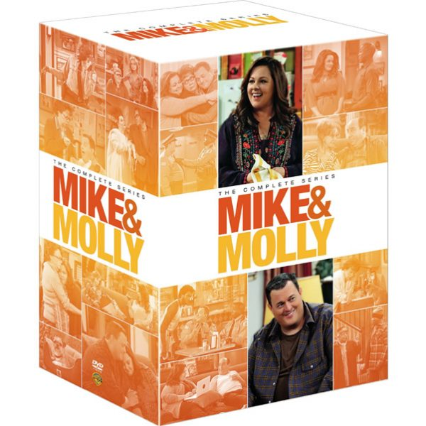 dvd sales uk mike and molly complete series 1-6 box set