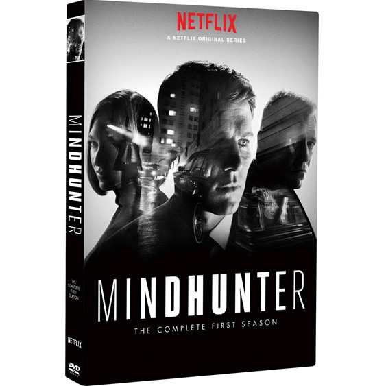 DVD sales uk mindhunter season 1