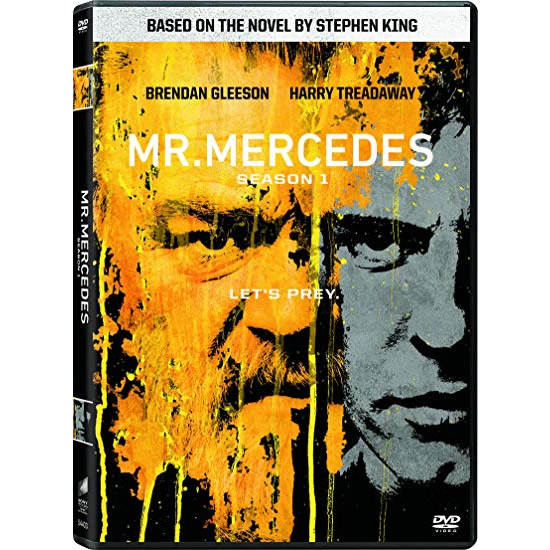 DVD sales uk mr. mercedes season 1