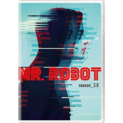 DVD sales uk mr. robot season 3