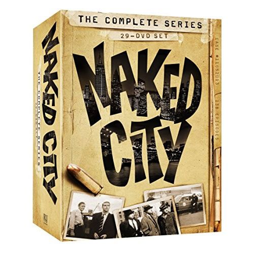 buy dvd box set uk naked city