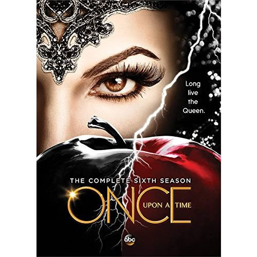 DVD sales uk once upon a time season 6