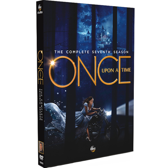 DVD sales uk once upon a time season 7