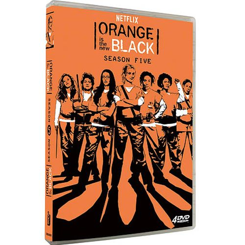 DVD sales uk orange is the new black season 5