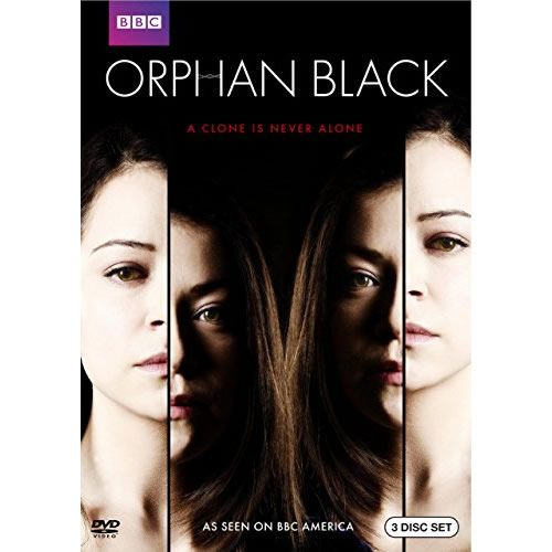 DVD sales uk orphan black season 1