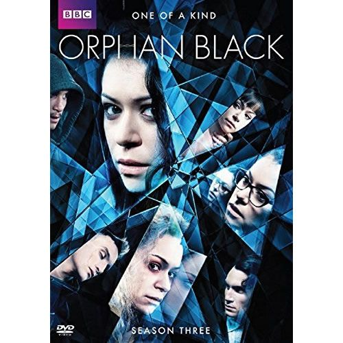 DVD sales uk orphan black season 3