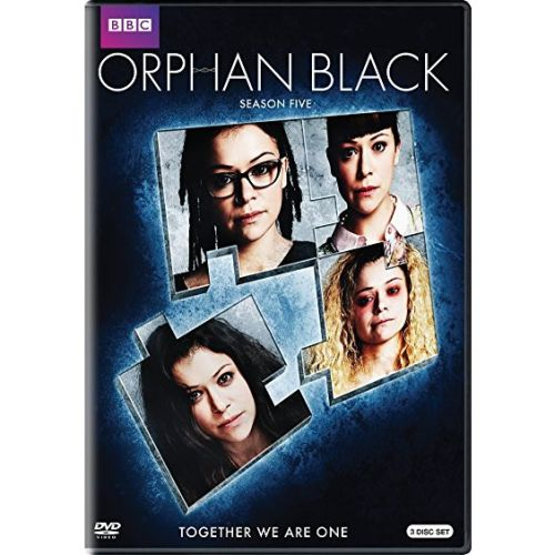 DVD sales uk orphan black season 5