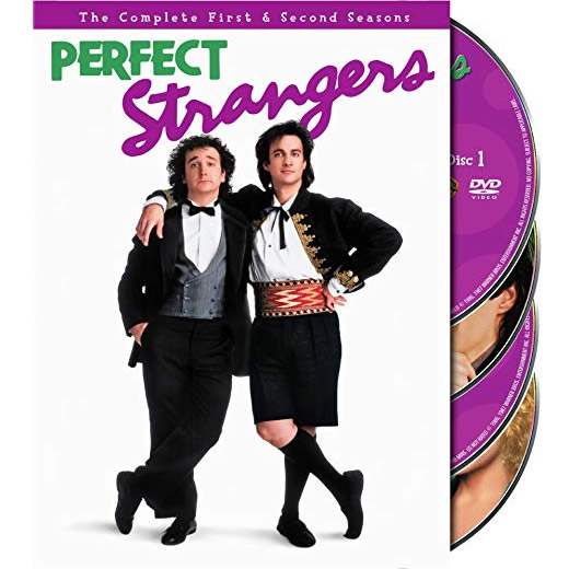 DVD sales uk perfect strangers season 1 and 2