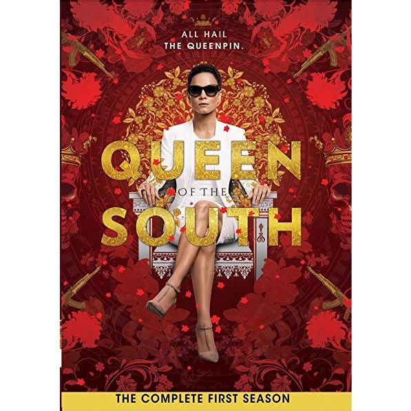 DVD sales uk queen of the south season 1