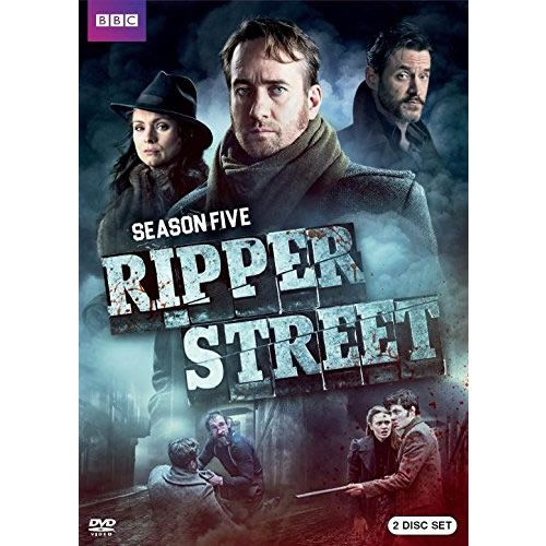 DVD sales uk ripper street season 5