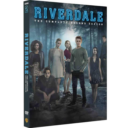 DVD sales uk riverdale season 2