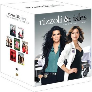 buy dvd box set uk rizzoli & isles