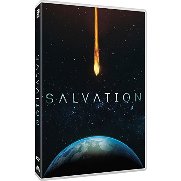 DVD sales uk salvation season 1