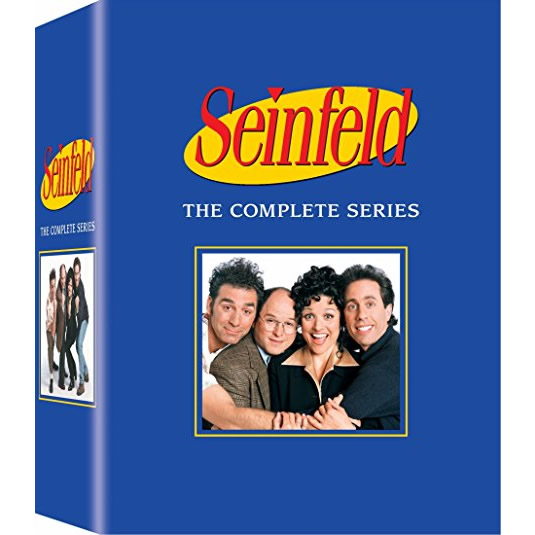 buy dvd box set uk seinfeld