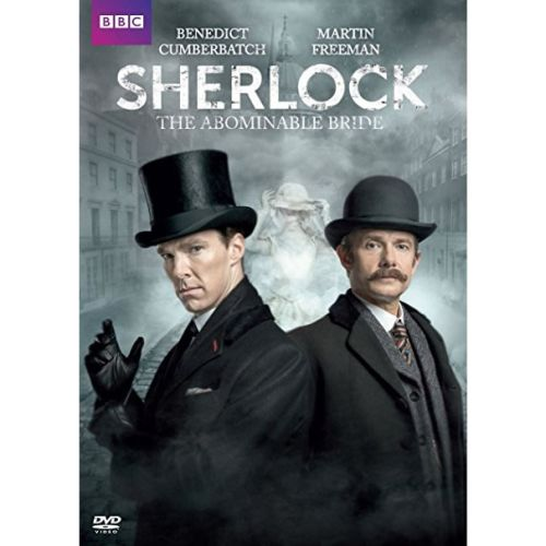dvd sales uk sherlock the abominable bride on dvd
