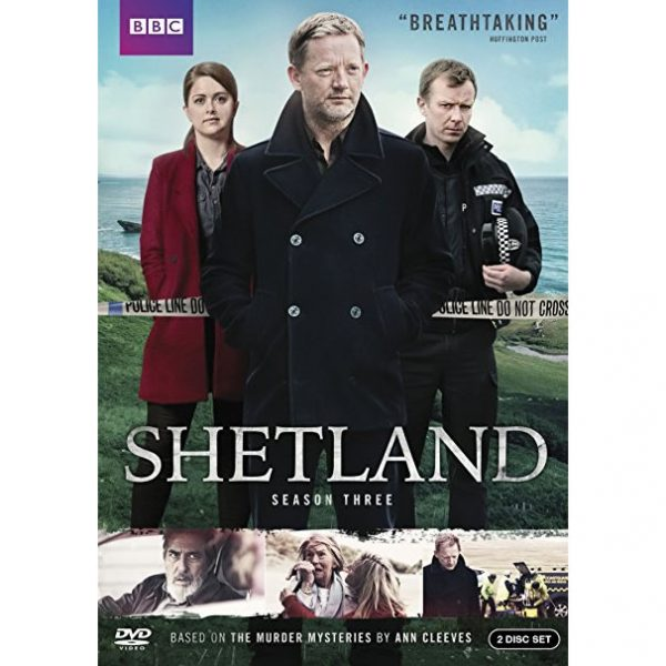 DVD sales uk shetland season 3