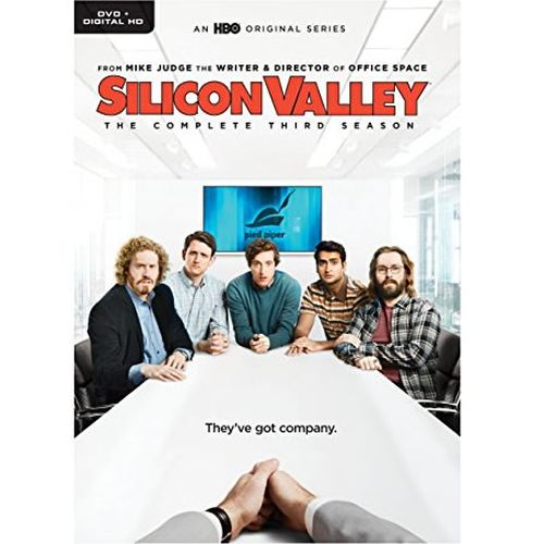 DVD sales uk silicon valley season 3