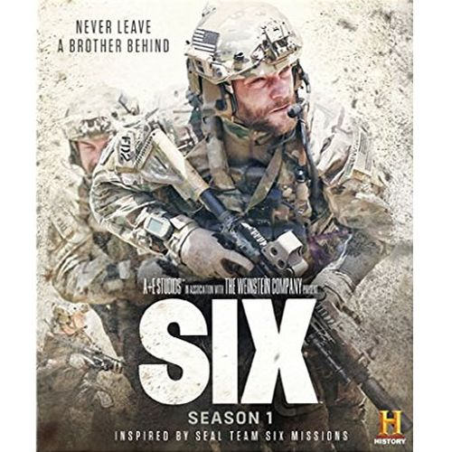 DVD sales uk six season 1