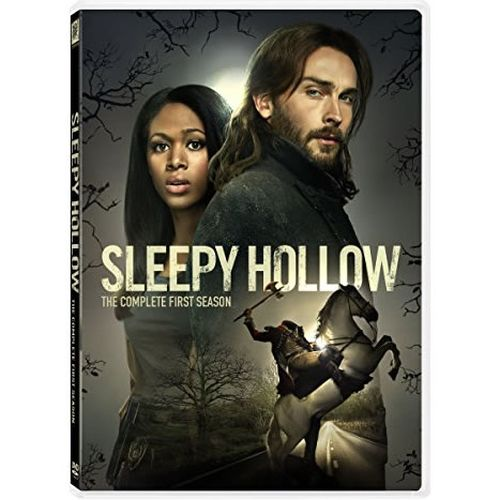 DVD sales uk sleepy hollow season 1