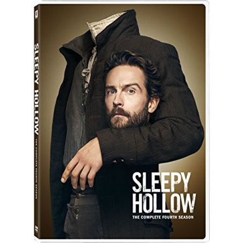 DVD sales uk sleepy hollow season 4
