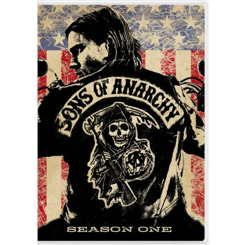 DVD sales uk sons of anarchy season 1