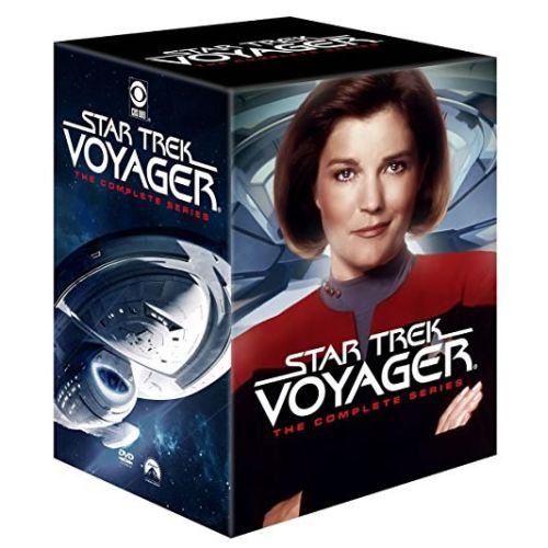 buy dvd box set uk star trek - voyager