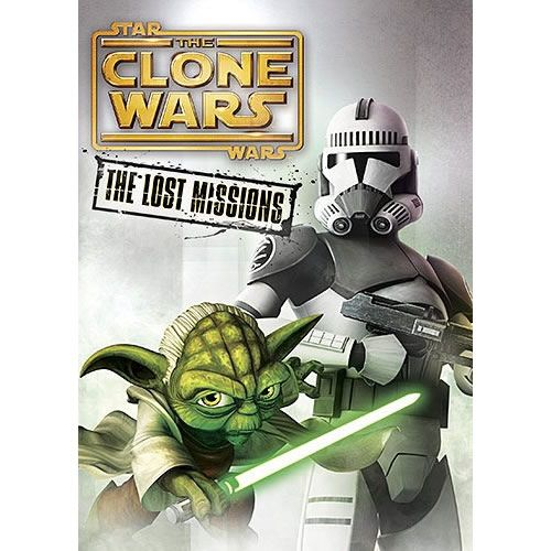 DVD sales uk star wars: the clone wars season 6 the lost missions