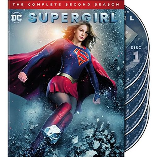 DVD sales uk supergirl season 2