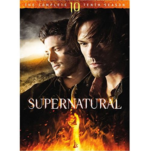 DVD sales uk supernatural season 10