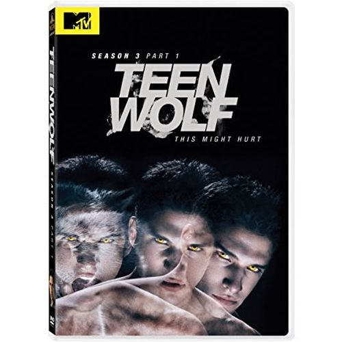 DVD sales uk teen wolf season 3 part 1