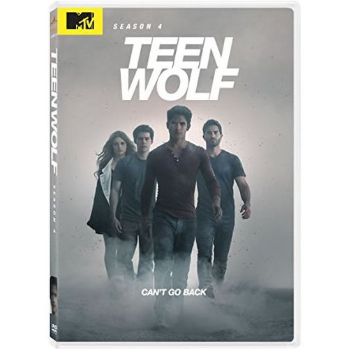 DVD sales uk teen wolf season 4