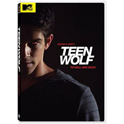 DVD sales uk teen wolf season 5 part 2