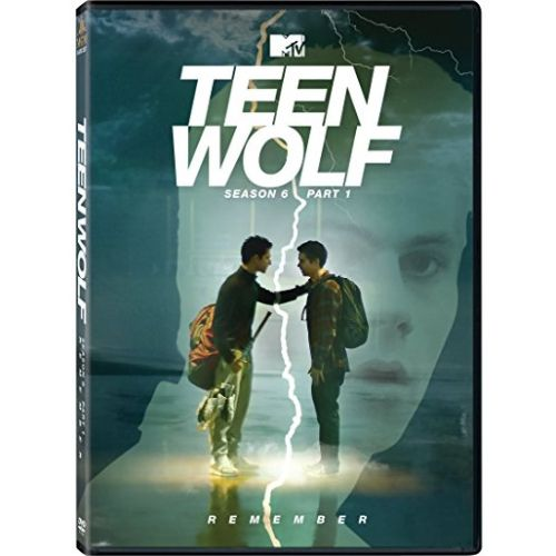 DVD sales uk teen wolf season 6 part 1