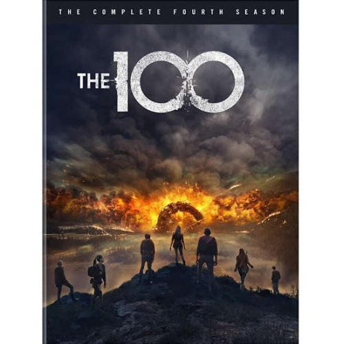 DVD sales uk the 100 season 4