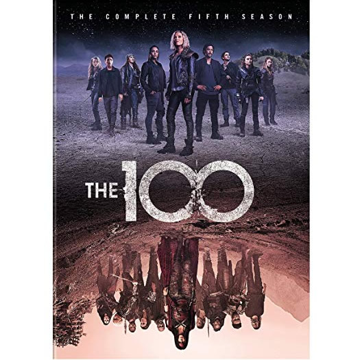 DVD sales uk the 100 season 5