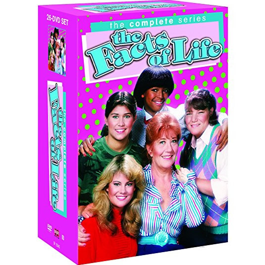 buy dvd box set uk the facts of life