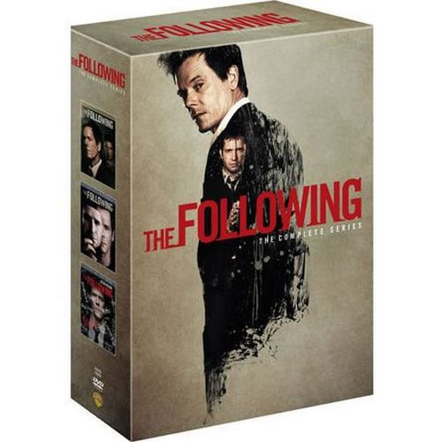dvd sales uk the following complete series 1-3 box set