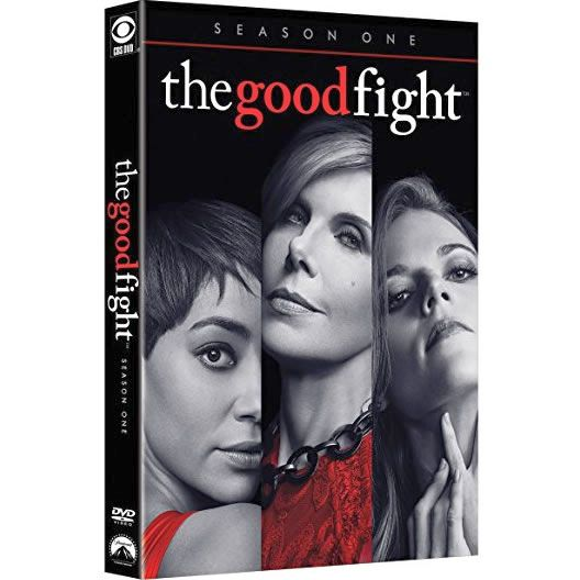 DVD sales uk the good fight season 1
