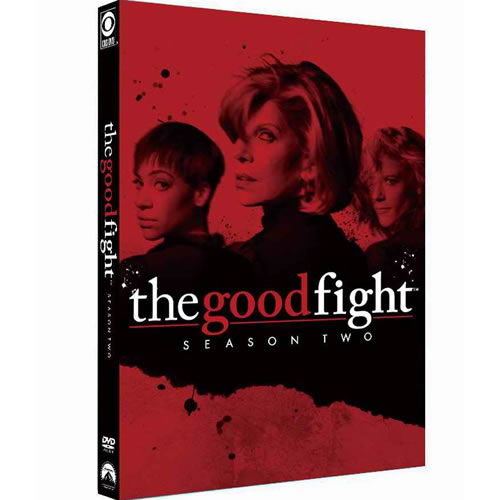 DVD sales uk the good fight season 2