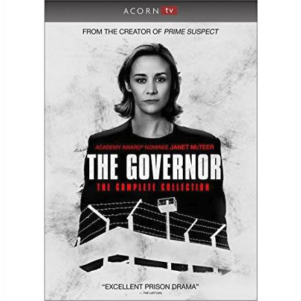 dvd sales uk the governor on dvd